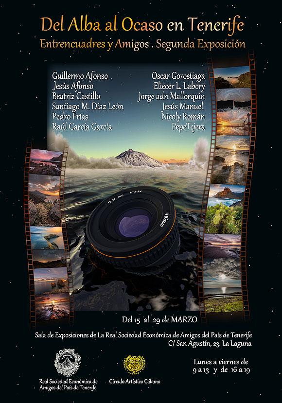 El escritor y guionista David Galloway, presenta su último libro «Entre cuevas» en el Ciclo de Lectura del Atlántico. // CanariasCreativa.com