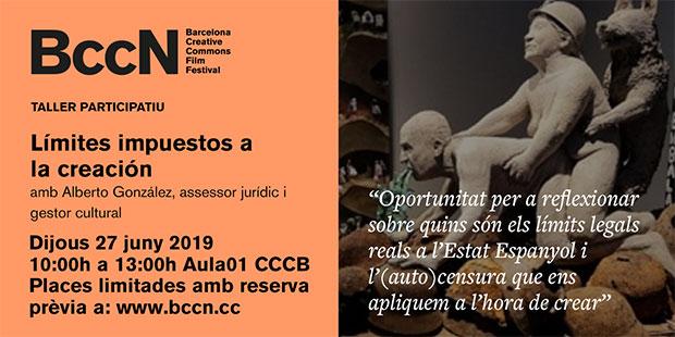 El canario Alberto González, asesor jurídico y gestor cultural, impartirá un taller en el BccN // CanariasCreativa.com