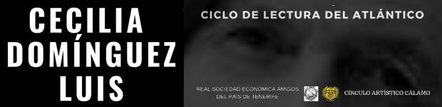 El Círculo Artístico CÁLAMO presenta la 16ª Jornada del «Ciclo de Lectura del Atlántico», el próximo viernes 20 de septiembre. // CanariasCreativa.com