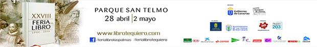 XXVII Feria del Libro Las Palmas de Gran Canaria // CanariasCreativa.com