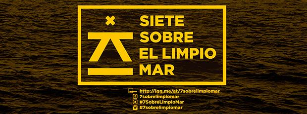 14 Disekadores e ilustradores canarios salen en defensa de un limpio mar - Siete sobre el limpio mar #7sobrelimpiomar // CanariasCreativa.com