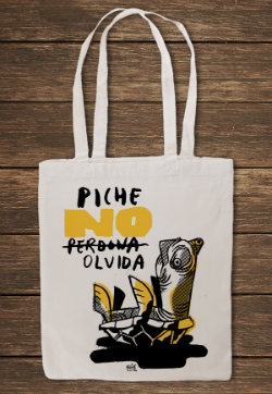 14 Diseñadores e ilustradores canarios salen en defensa de un limpio mar - Siete sobre el limpio mar #7sobrelimpiomar // CanariasCreativa.com