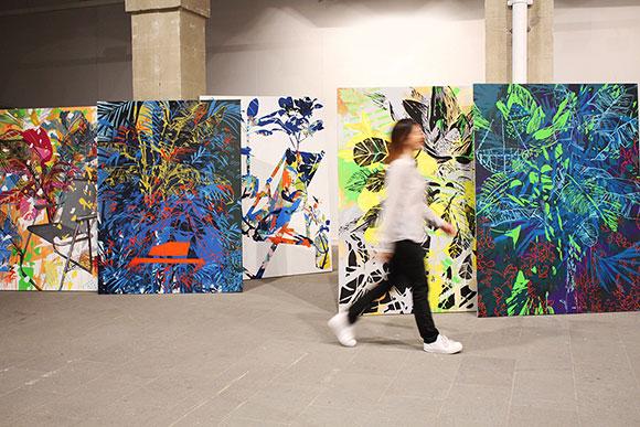 """La artista y diseñadora canaria Ana Beltrá muestra """"El Lugar de Mi Recreo"""" en el CEART de Fuenlabrada // CanariasCreativa.com"""