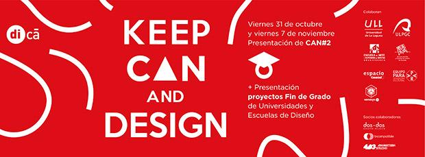 Los diseñadores canarios publican el segundo número de la revista CAN // CanariasCreativa.com