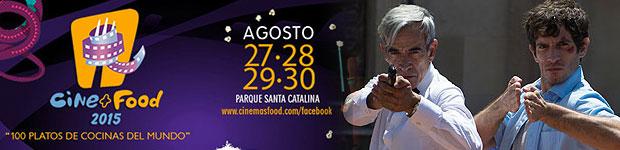 'Relatos Salvajes', 'Chef', 'Juego de Tronos' y el pre-estreno de 'Anacleto' abren Cine+Food 2015 en Las Palmas de Gran Canaria // CanariasCreativa.com