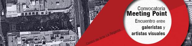"""""""Meeting Point"""" Encuentro entre galeristas y artistas visuales en La Regenta // CanariasCreativa.com"""