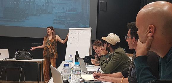 Abierta la inscripción de la Aceleradora canaria de cine en su edición más ambiciosa // CanariasCreativa.com