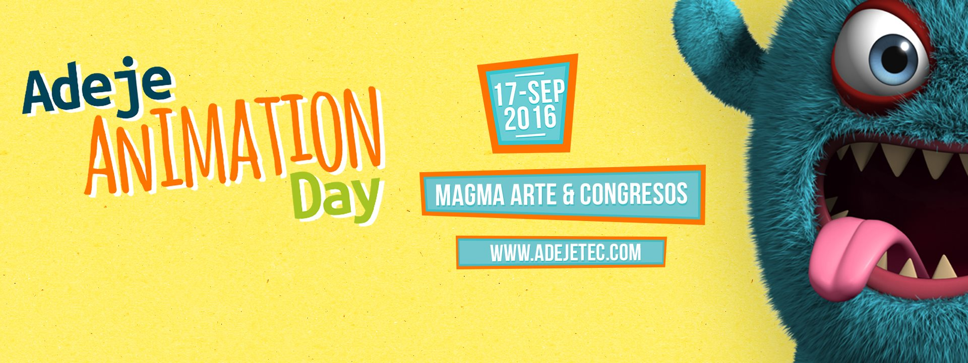 Adeje Animation Day mostrará el mundo de la animación local e internacional // CanariasCreativa.com