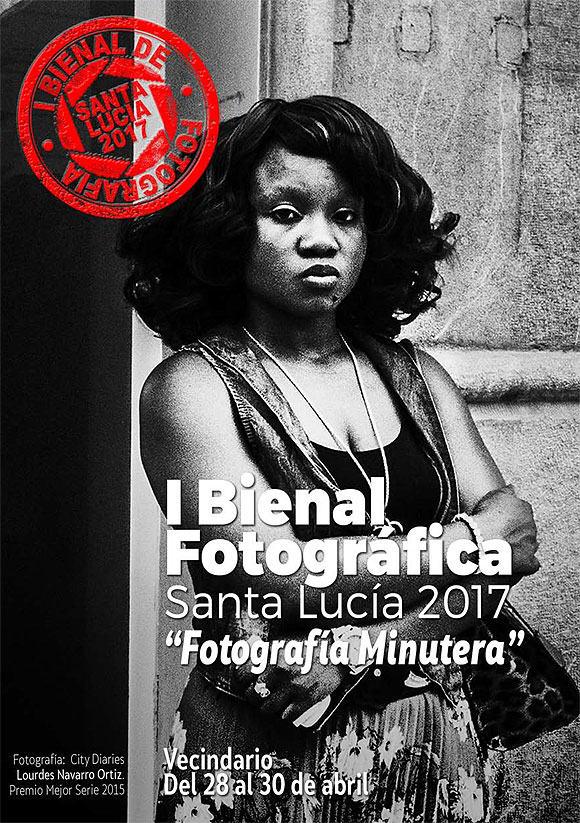 Arranca la I Bienal Fotográfica Santa Lucía 2017: Fotografía Minutera - CanariasCreativa.com