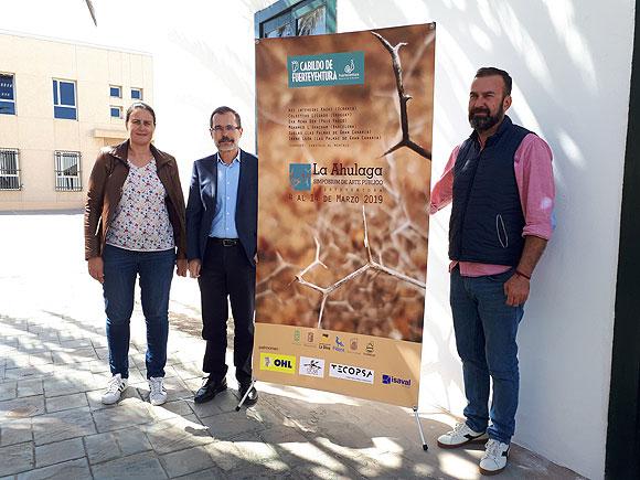 Seis muralistas nacionales e internacionales participan en el I Simposio de Arte Público del Cabildo de Fuerteventura // CanariasCreativa.com