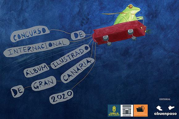 El Cabildo de Gran Canaria convoca la XI edición del Concurso Internacional de Álbum Ilustrado // CanariasCreativa.com