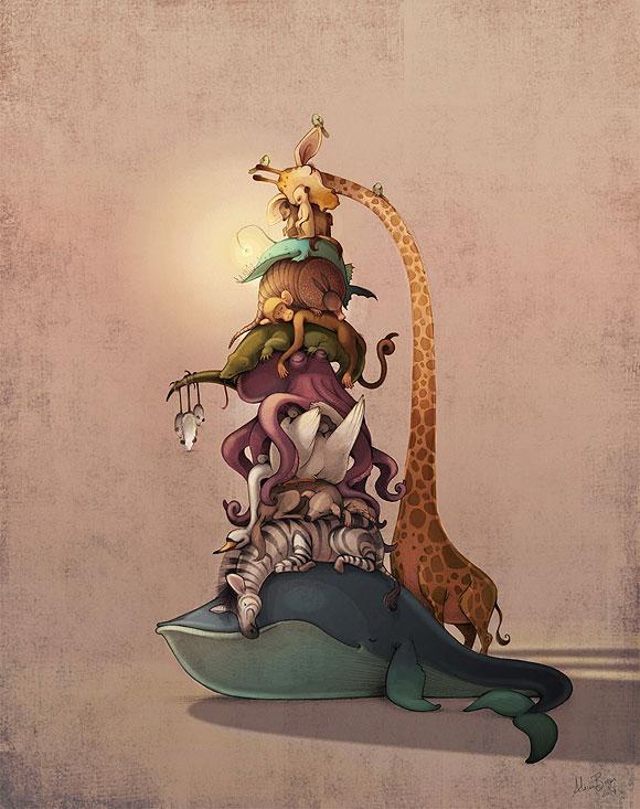 Alicia Borges - Ilustradora // CanariasCreativa.com