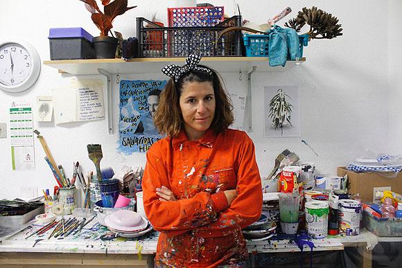 Ana Beltrá se adentra en las profundidades con Abisal en la Galería Manuel Ojeda // CanariasCreativa.com