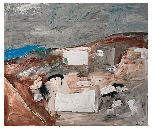Fundación Internacional de Derechos Humanos en las Islas Canarias presenta  «A cielo descubierto», del artista plástico tinerfeño Andrés Delgado, en Studio Squina (Madrid) // CanariasCreativa.com