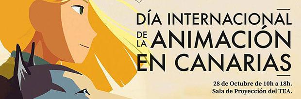 SAVE celebra el Día Internacional de la Animación en Canarias, con una muestra en TEA el próximo 28 de octubre. // CanariasCreativa.com