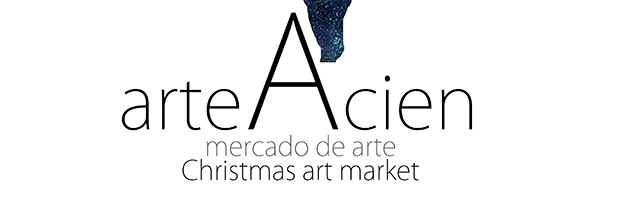 arteAcien 2018 (Mercado de Arte) en la Sala Fleming  a partir del día 14 de diciembre // CanariasCreativa.com