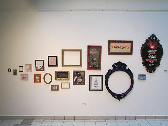 Se inaugura El Arte del Mensaje de Raúl Socas Ramírez, hoy viernes 26 de enero a las 20:30h. en la Sala de Exposiciones Felo Monzón (Santa Lucía - GC) // CanariasCreativa.com