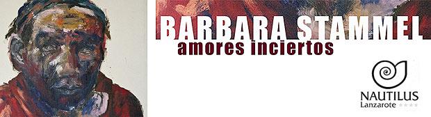 La artista alemana Barbara Stammel inaugura en Nautilus Lanzarote  // CanariasCreativa.com