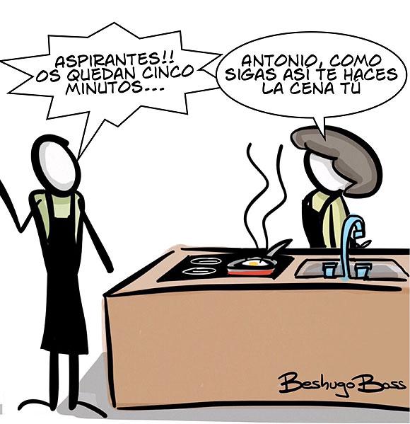 Marchando una de Beshugo // Arturo Hernández - Beshugo Boss // CanariasCreativa.com