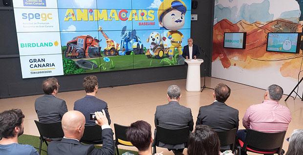 La productora francesa Amuse creará en Gran Canaria Birdland, su principal estudio de animación, y estima generar 50 puestos de trabajo // CanariasCreativa.com