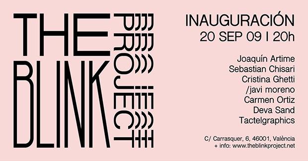 Joaquín Artime, presente en la exposición inaugural del espacio valenciano «The Blink Project» // CanariasCreativa.com