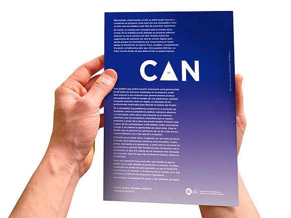 CAN Revista di-Ca // Daute // CanariasCreativa.com