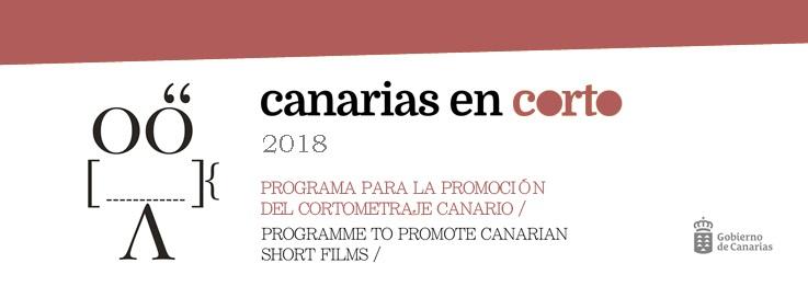 El Gobierno de Canarias seleccionará siete nuevos cortometrajes canarios para su promoción en festivales y mercados // CanariasCreativa.com