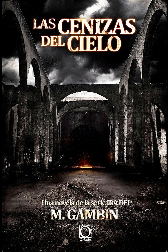 Mariano Gambín presenta su novela «Las cenizas del cielo» ambientada de nuevo en La Laguna // CanariasCreativa.com