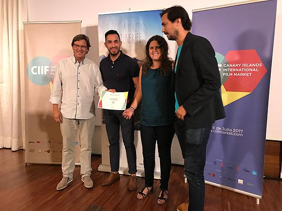 Mercedes Afonso y Jordi Roigé, premiados en CIIF Market