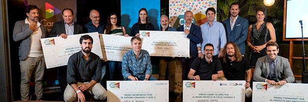 Finaliza con gran éxito la décimo sexta edición de Canary Islands International Film Market. // CanariasCreativa.com