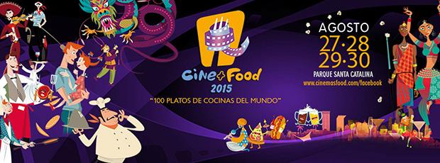 Cine+Food 2015 seduce con los fogones de 22 cocinas internacionales y oferta de cine y música al aire libre // CanariasCreativa.com