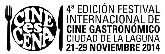 El IV Festival Internacional de Cine Gastronómico Ciudad de La Laguna (CineEsCena) se pone en marcha con la presentación de las bases de 2014