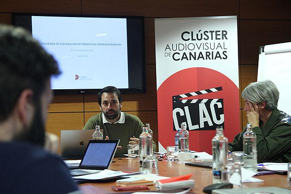 Abierta la tercera edición del programa de aceleración de proyectos cinematográficos // CanariasCreativa.com