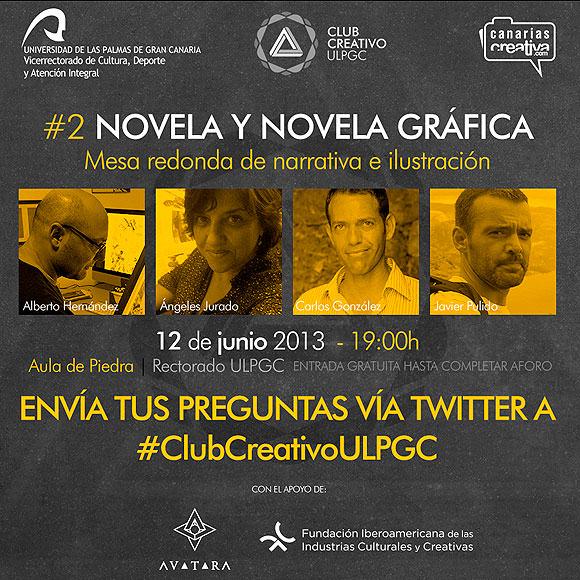 Club Creativo ULPGC // CanariasCreativa.com