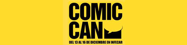Comic Can // Cómic Gran Canaria INFECAR // CanariasCreativa.com