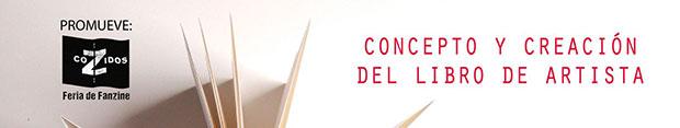 Taller «Concepto y Creación del Libro de Artista» impartido por Beatriz Hernández Hernández, en Studio37
