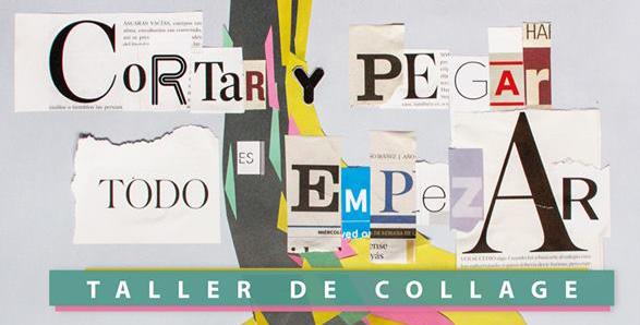 Nace CortaPega Club, el club de los collageros de Canarias, con un primer evento el próximo 23 de septiembre en Gran Canaria. // CanariasCreativa.com