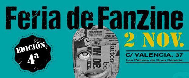 CoZidos, feria de autoedición y fanzines, celebra su cuarta edición el próximo sábado 02 de noviembre en Las Palmas de Gran Canaria // CanariasCreativa.com