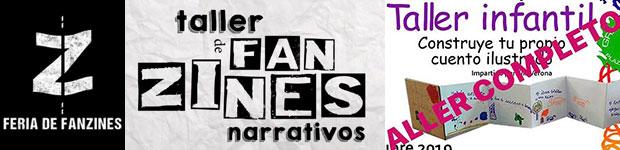 La IV Feria de Fanzines CoZidos comienza la semana que viene con dos talleres temáticos. // CanariasCreativa.com