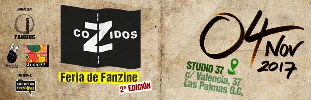 Los amantes del fanzine tienen una cita este sábado en Las Palmas de Gran Canaria, en CoZidos  // CanariasCreativa.com