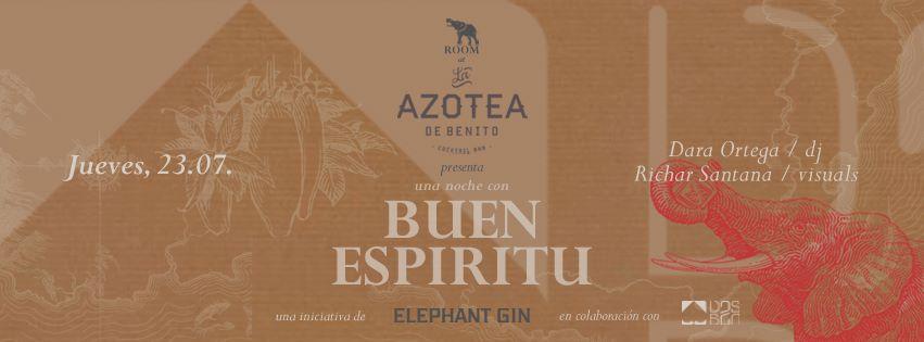 Una noche con buen espíritu, de la mano de DOSBCN y Elephant Room // CanariasCreativa.com