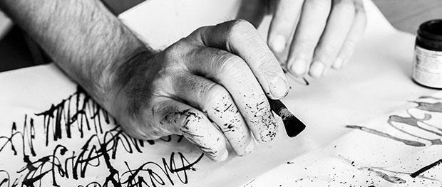 Versatilidad manuscrita - Erik Neue // CanariasCreativa.com