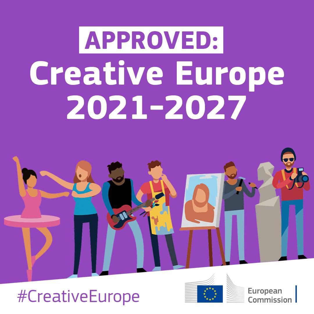 La Comisión Europea acoge con satisfacción el acuerdo político sobre el programa Europa Creativa // CanariasCreativa.com