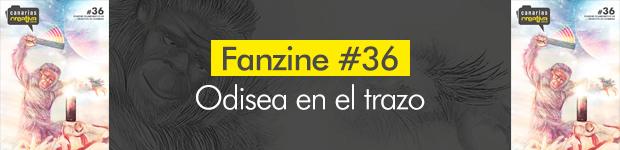 ¡¡El e-fanzine nº36 ya está publicado!! // CanariasCreativa.com