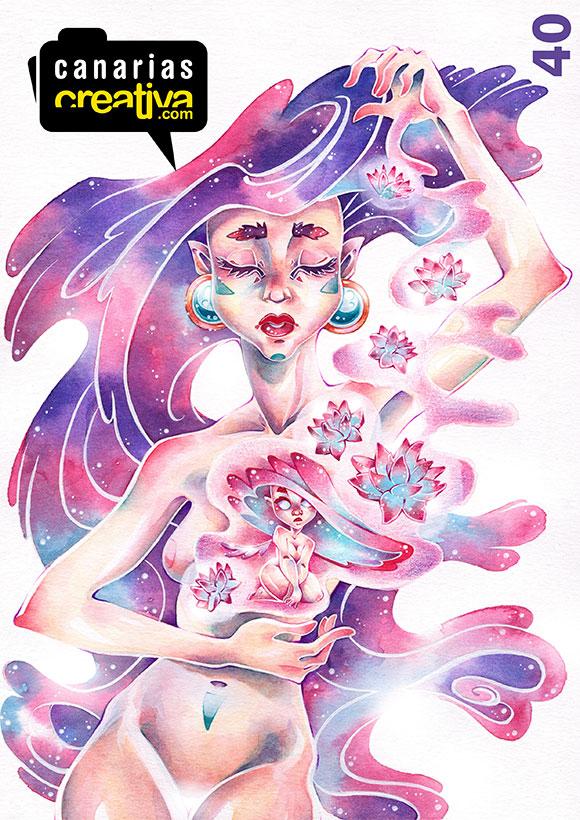 ¡¡Ya está aqui el número 40 de nuestro fanzine gratuito!! // CanariasCreativa.com