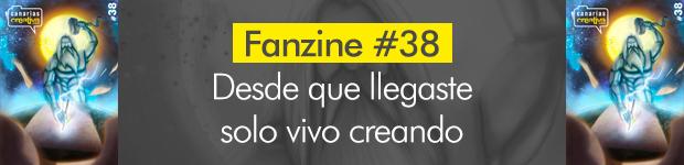 ¡¡Llega el fanzine 38!! // CanariasCreativa.com