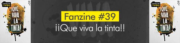 El fanzine 39 ya está disponible para lectura // CanariasCreativa.com