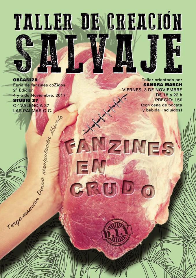 CoZidos, la feria de fanzines, acogerá en su segunda edición el