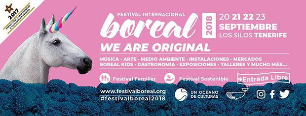 Artes plásticas, Trash-Art e instalaciones urbanas vuelven con el Boreal 2018 // CanariasCreativa.com