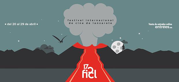 El 17 Festival Internacional de Cine de Lanzarote, del 20 al 29 de abril. // CanariasCreativa.com